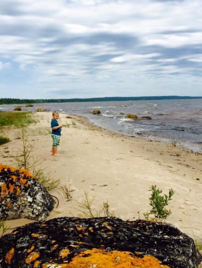 Nolan beach 2