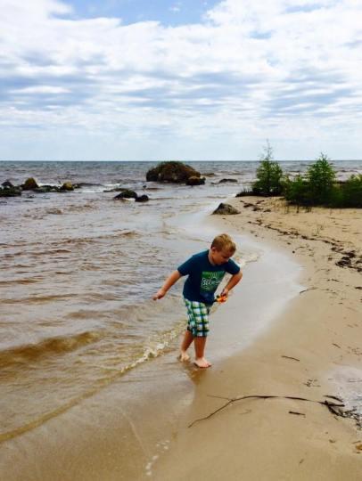 Nolan beach
